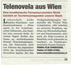 Telenovela aus Wien