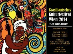 Kulturfestival Flyer