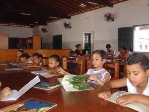 Unterricht in der Fundação