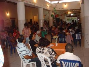 Besuch in der Fundação Asas