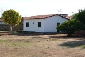 Hausmeister- und Gästehaus